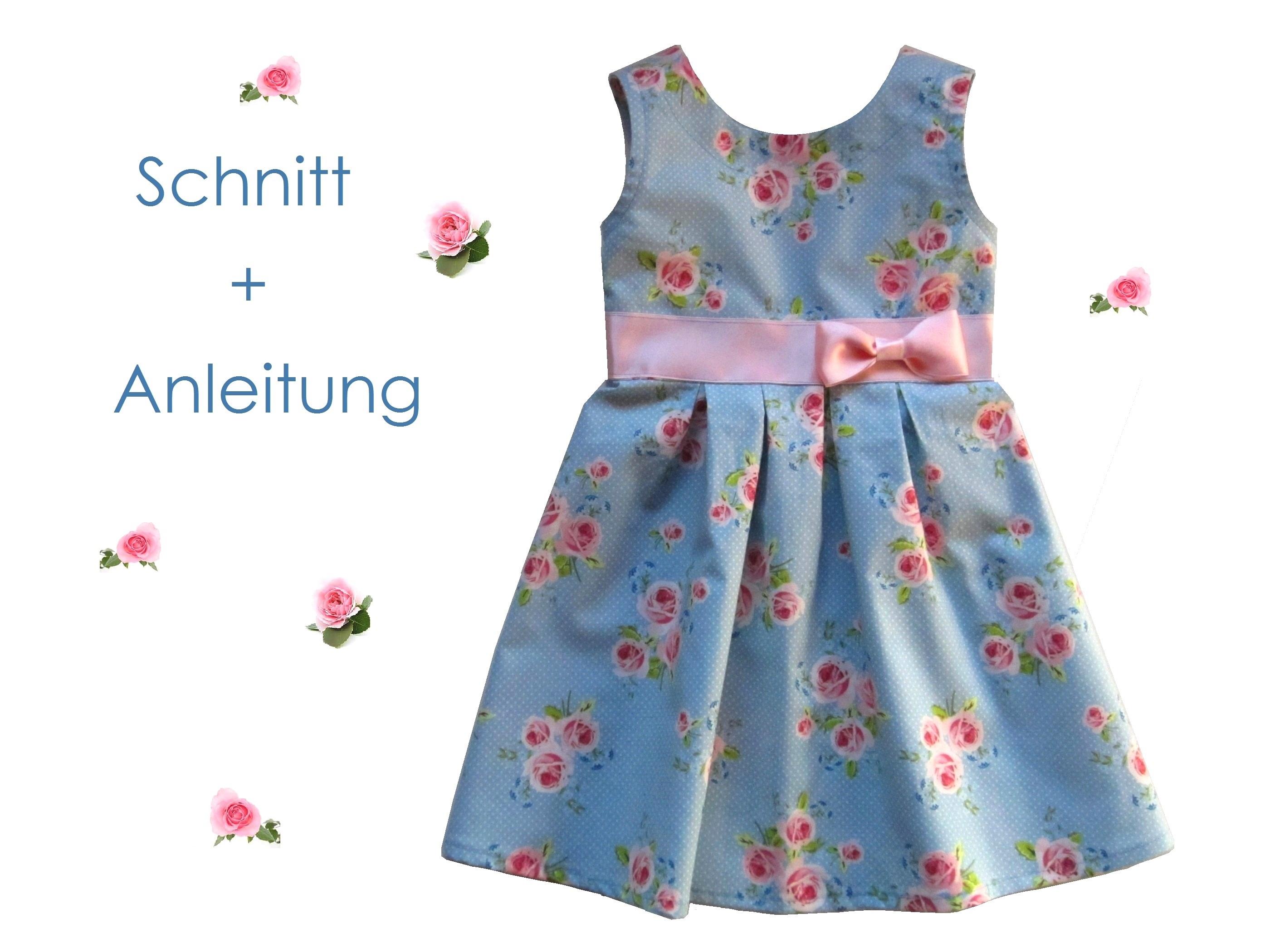 Kostenloses schnittmuster kleid gr 86 – Modische Kleider beliebt in ...