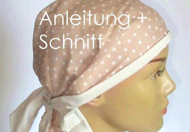 Schnitt und Anleitung Wende-Piratentuch
