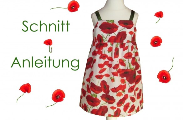 Schnitt und Anleitung Sommerkleid