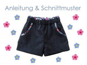 Shorts mit Gummizug