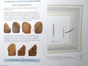 Nähanleitung Hose mit Strickbund